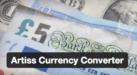 Artiss Currency Converter